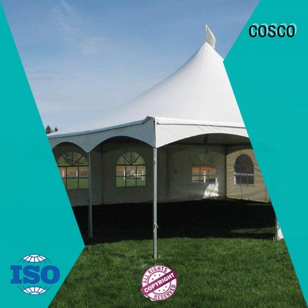 Frame Tent 30x 30 ft  Peak Marquee
