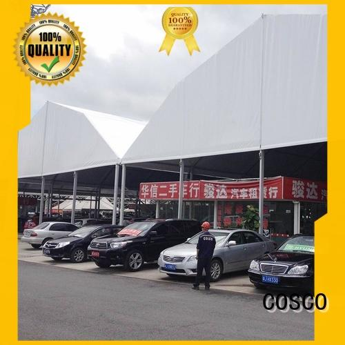 COSCO exquisite marquee for sale producer pest control