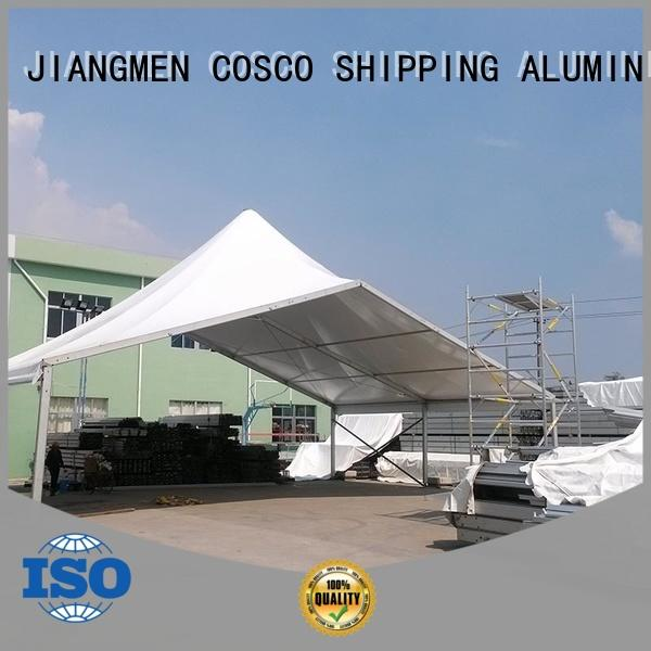 COSCO outstanding garden marquee manufacturer cold-proof