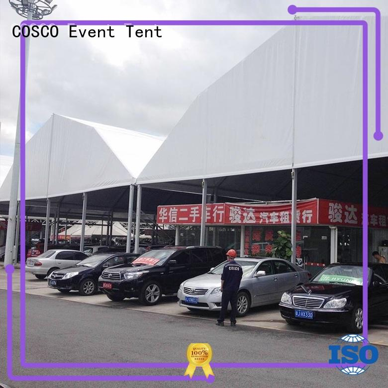 sale structure COSCO Brand big party tent factory