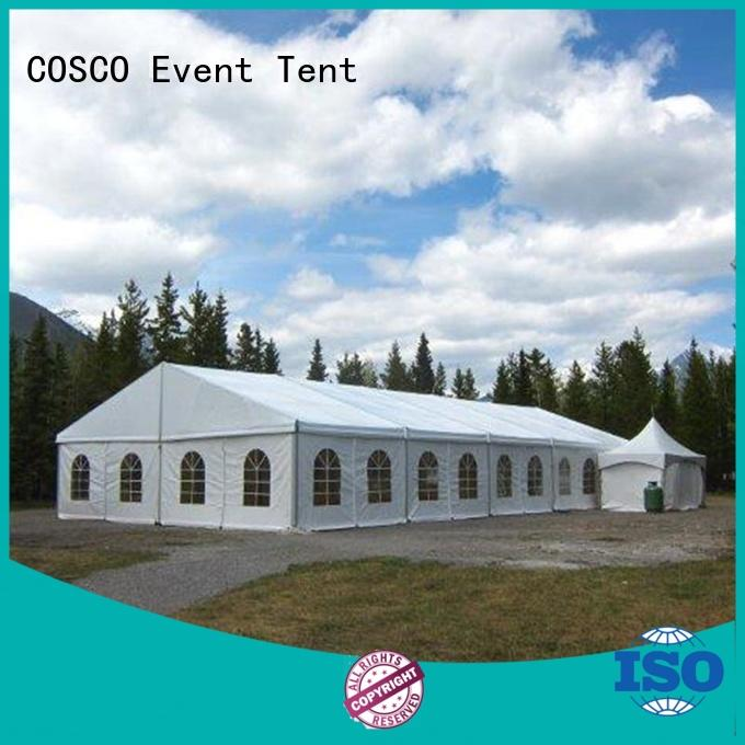 sale structure tents type for holiday COSCO