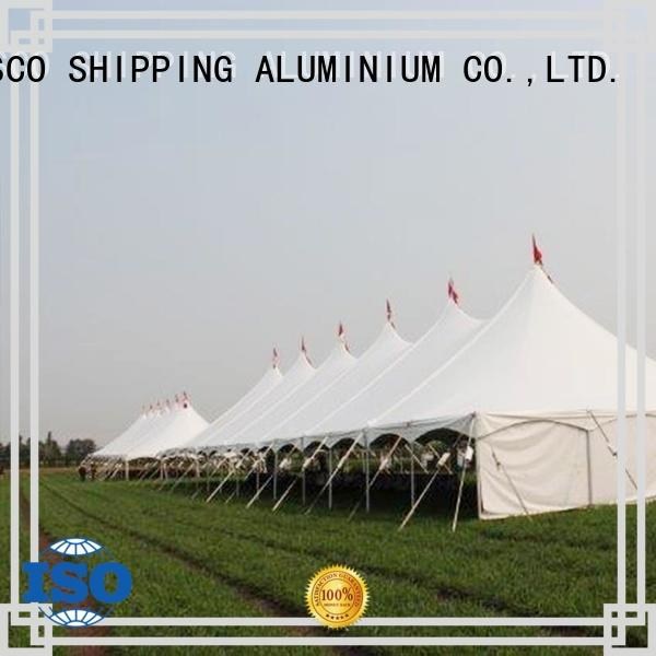 COSCO pole peg and pole tents widely-use
