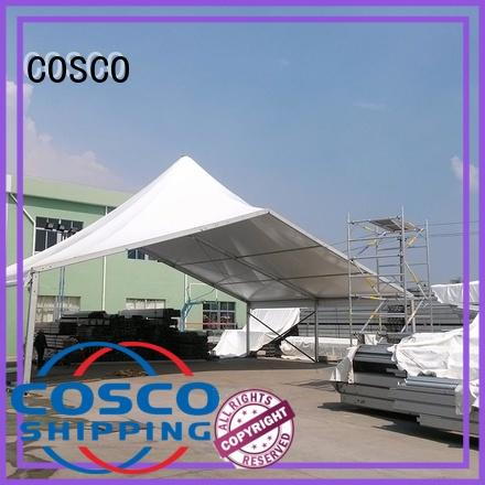 aluminium outdoor tent supply for disaster Relief