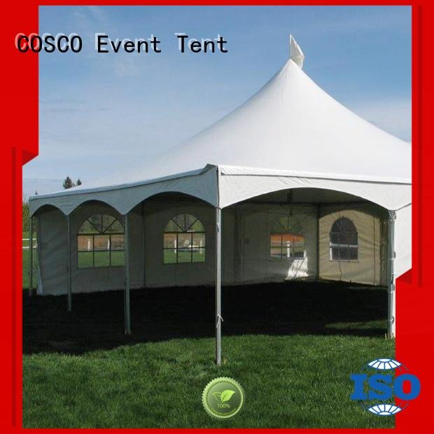 COSCO derive aluminum frame canopy tents dome rain-proof