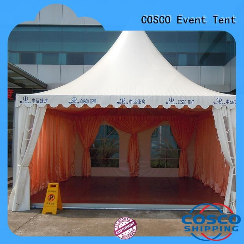 waterproof decker canopy events marquee double COSCO company