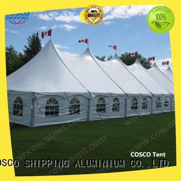 new-arrival peg and pole tents marquee popular for camping