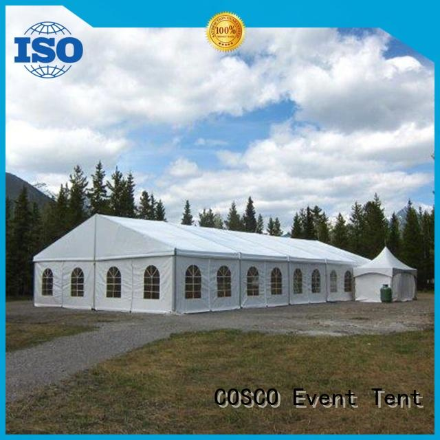 COSCO frame structure tents price rain-proof