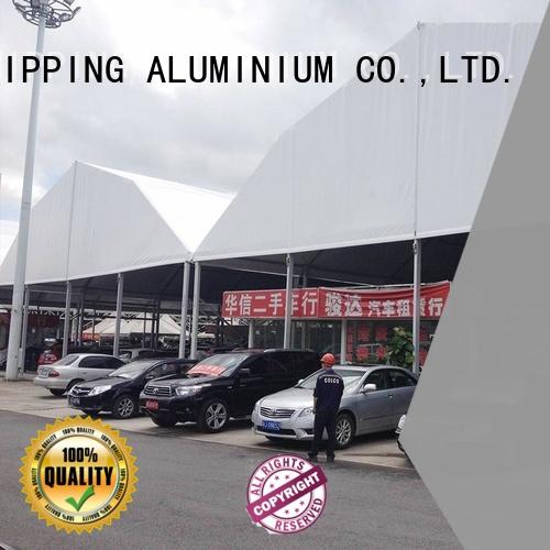 COSCO Brand aluminium glass tents and events walls factory