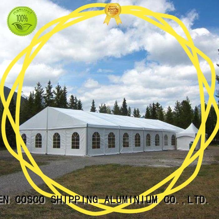 COSCO 5x12m event tent supplier grassland