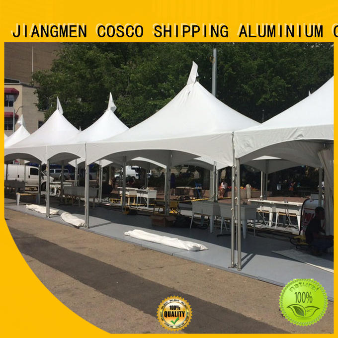 COSCO distinguished aluminium frame tent in-green anti-mosquito