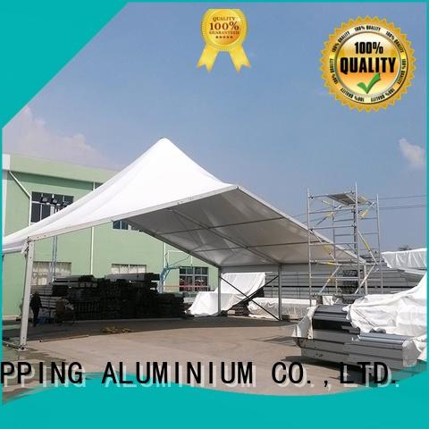 aluminium clear marquees COSCO Brand high peak pole tents for sale factory