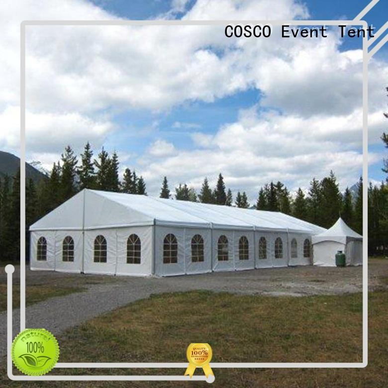 3x9m party tent for-sale for engineering COSCO