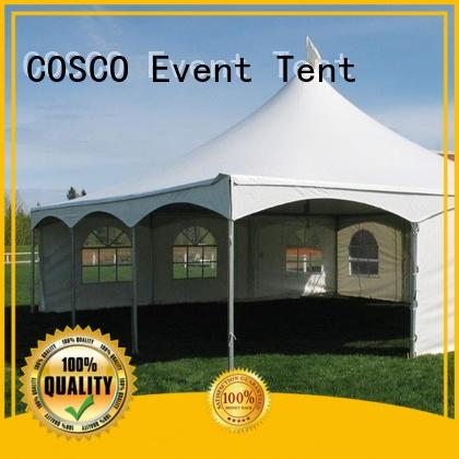 ft pvc party tent marketing rain-proof COSCO