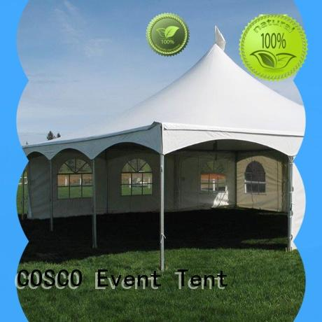 fine- quality frame tent wedding China Sandy land COSCO