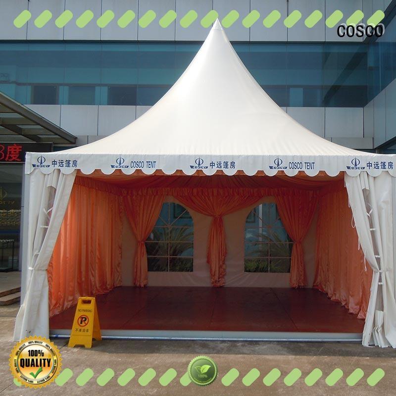 available pagoda tent pagoda snow-prevention COSCO