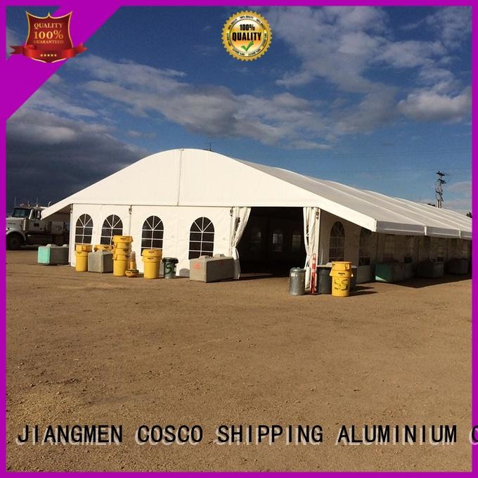 COSCO new-arrival wedding party tent factory grassland