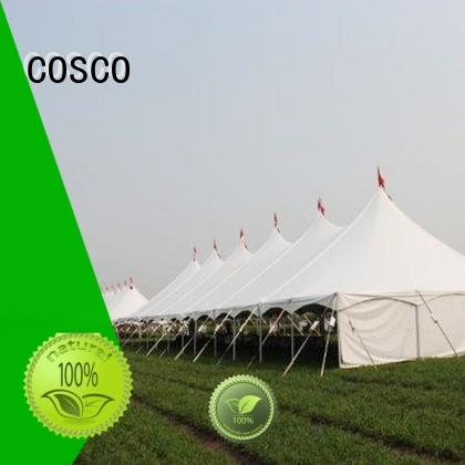 first-rate peg and pole tents marquee China rain-proof