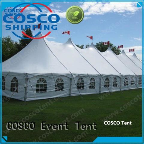 40x60ft wedding tents for sale long-term-use cold-proof COSCO