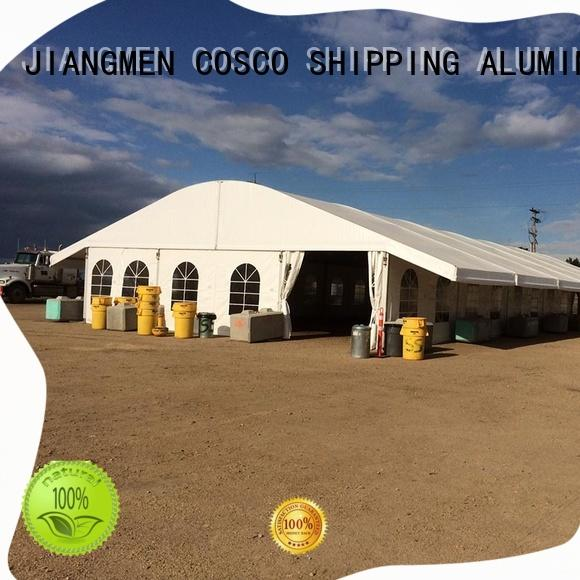 hot-sale aluminum tent 25x60m supplier