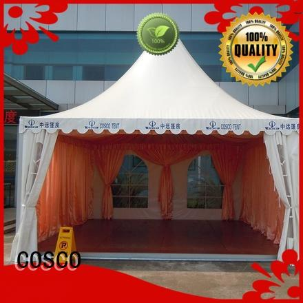 COSCO durable pagoda party tent tent Sandy land
