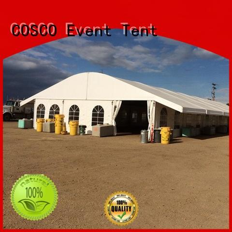 COSCO arcum marquee tents prices supplier for event