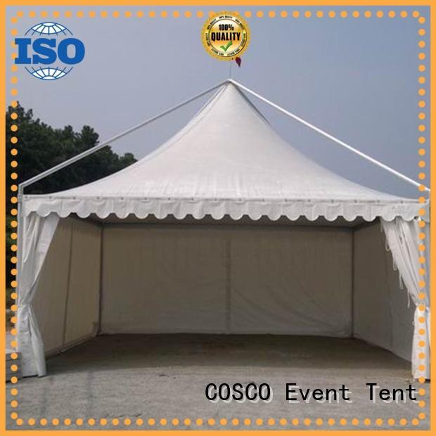 Hot aluminium gazebo tent marquees COSCO Brand