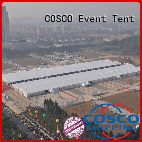 COSCO sale party tent type for camping