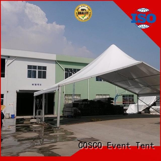 aluminium pvc sale COSCO Brand tent high peak