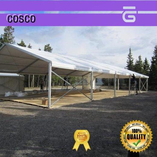 high peak tent structure exhibition owner for disaster Relief