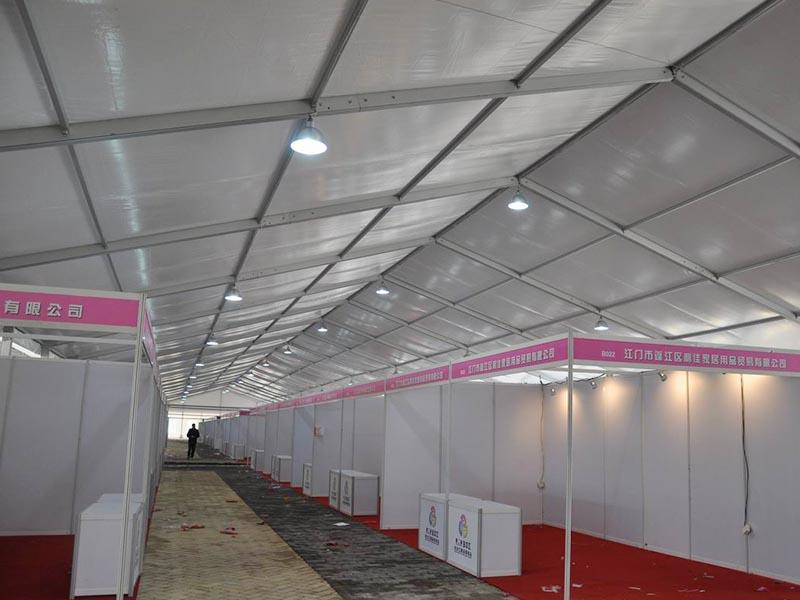 COSCO polygon event tent marketing for engineering-1