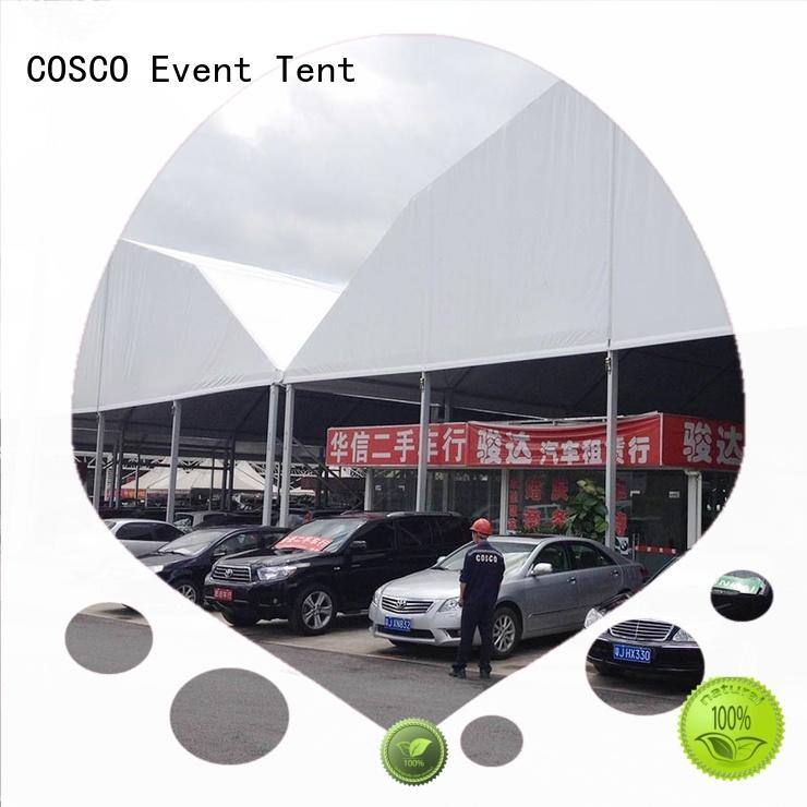 COSCO pagoda polygon tent supply for event