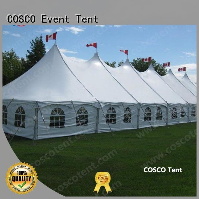 Peg and Pole Tent for Sale China Manufacturer