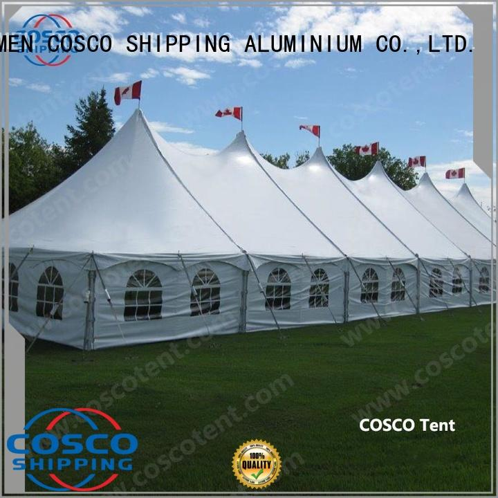 COSCO nice party canopy effectively for engineering