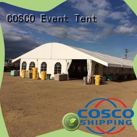 COSCO safety pvc tent manufacturer