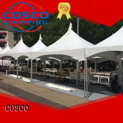 COSCO tent party tent China dustproof