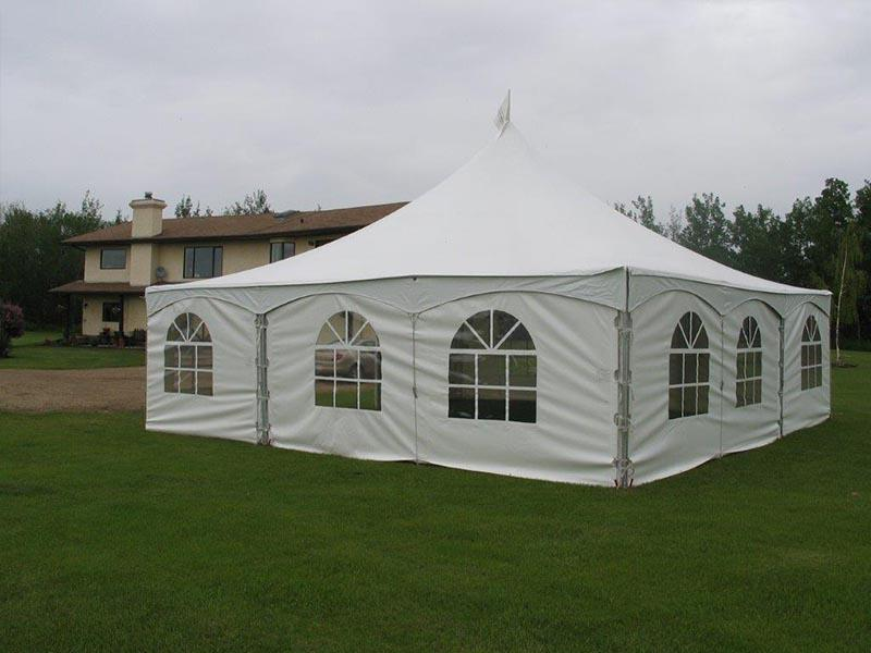 peak party tent effectively dustproof COSCO-1