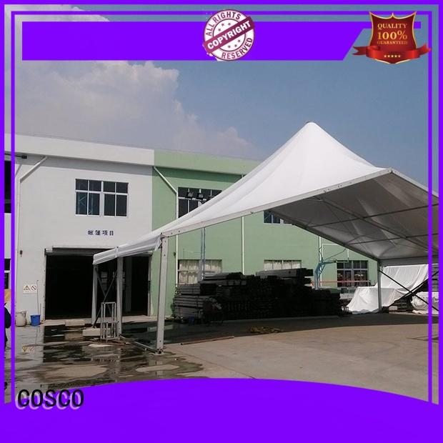 COSCO mixed garden marquee Sandy land