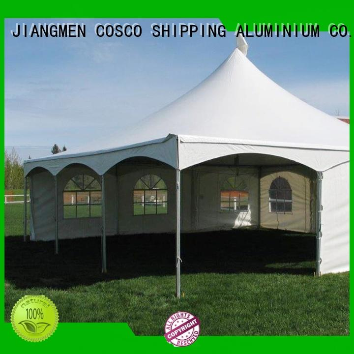COSCO reliable party marquee marketing cold-proof