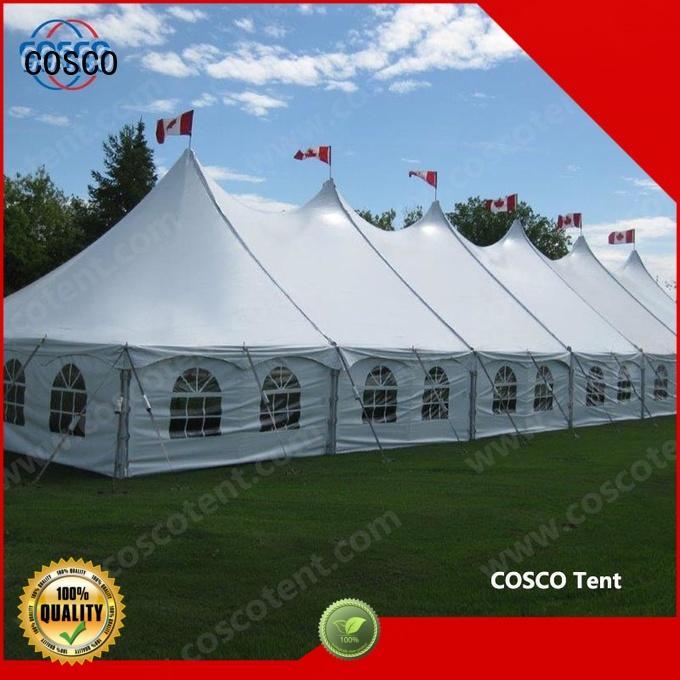 wedding tent price peg Sandy land COSCO