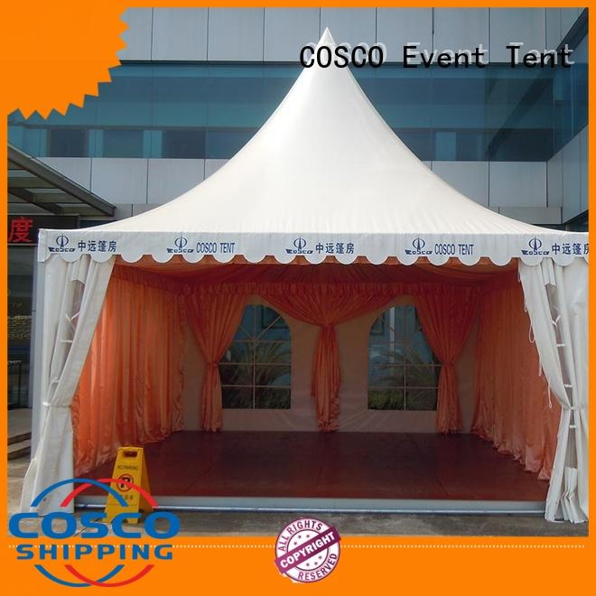 pagoda marquee available Sandy land COSCO