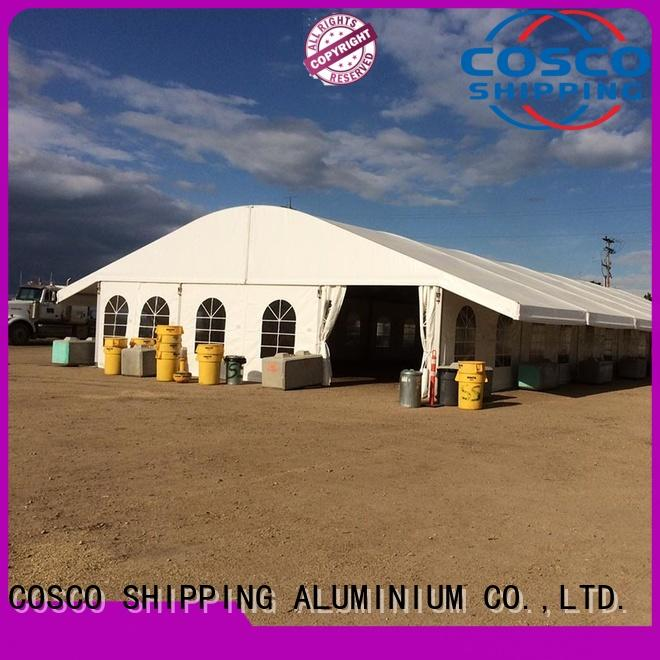 COSCO arcum marquee tents prices wholesale for event