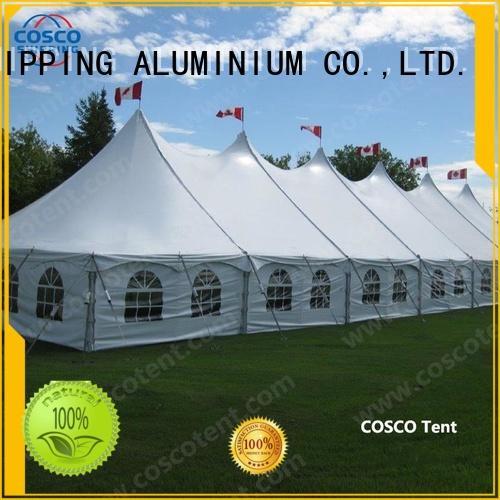 COSCO Brand pole 40x60ft pole tents for sale arcum factory