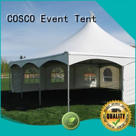 COSCO outdoor frame marquee owner snow-prevention