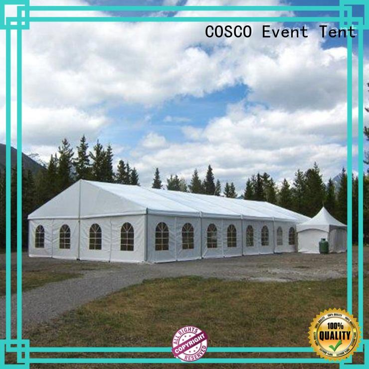 party structure tents aluminium marketing