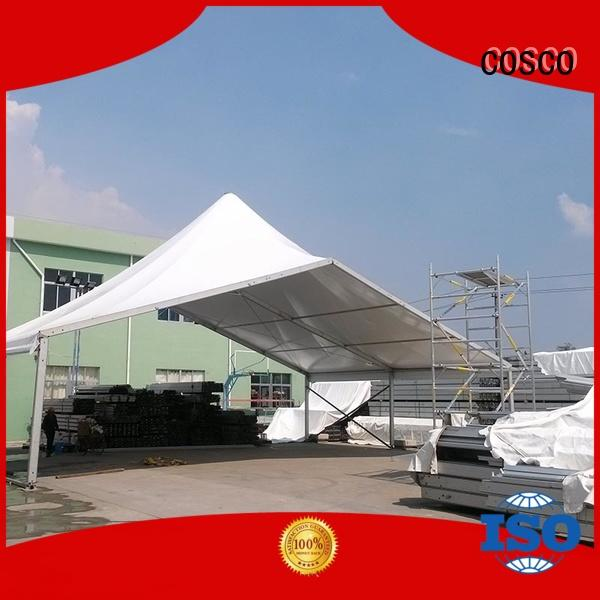 hot-sale outdoor canopy tent peak for engineering