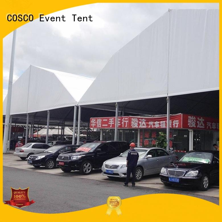 Polygon Tent 30x110m Moudular Structure for Sale