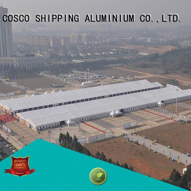 commercial structure tent for sale for disaster Relief COSCO