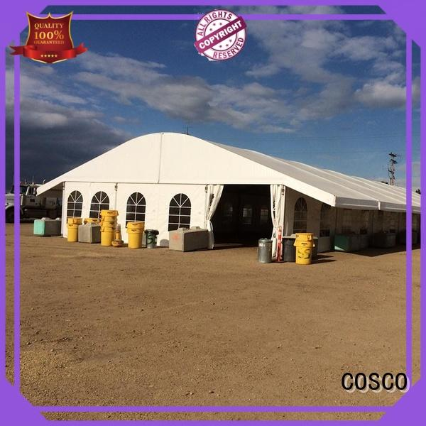 COSCO dome marquee tents prices for-sale anti-mosquito