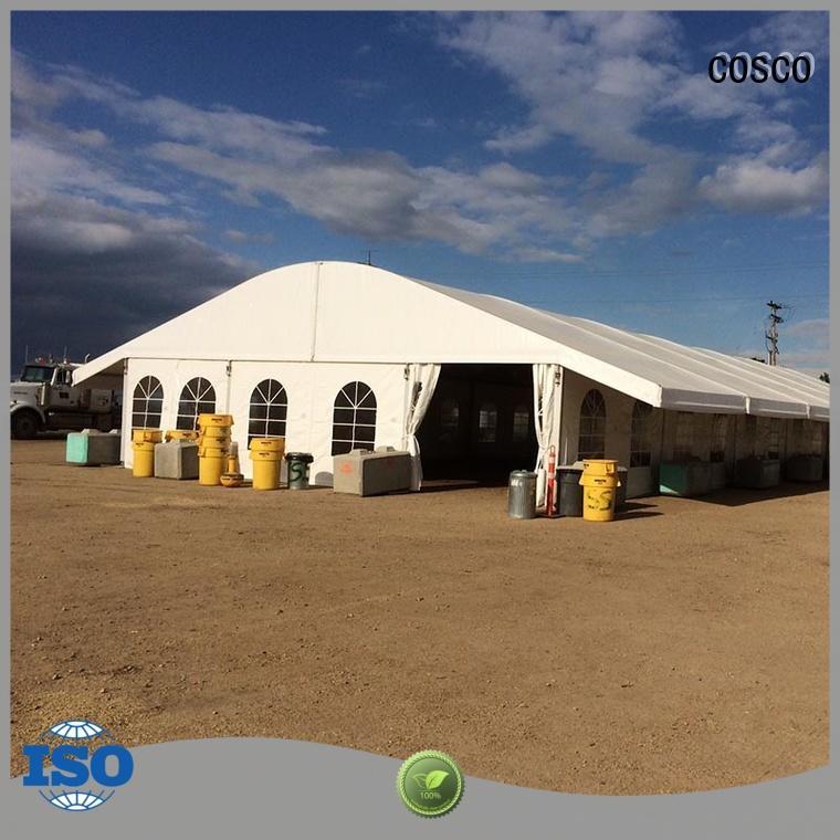 COSCO tent aluminum tent owner factory