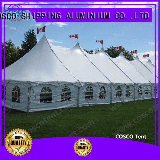 peg and pole tents prices 40x60ft for camping COSCO